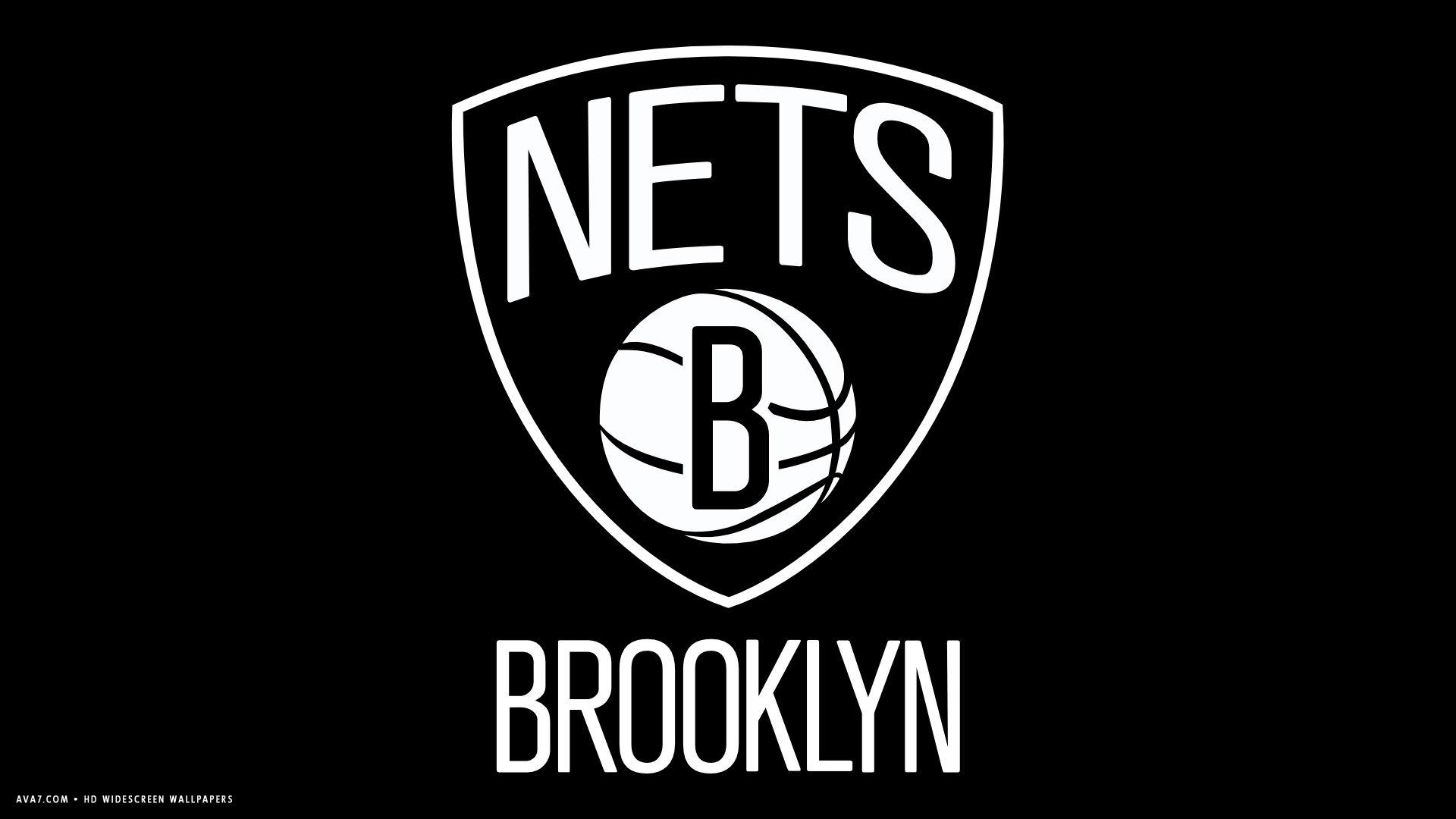 brooklyn nets nba basketball team hd widescreen wallpaper ...