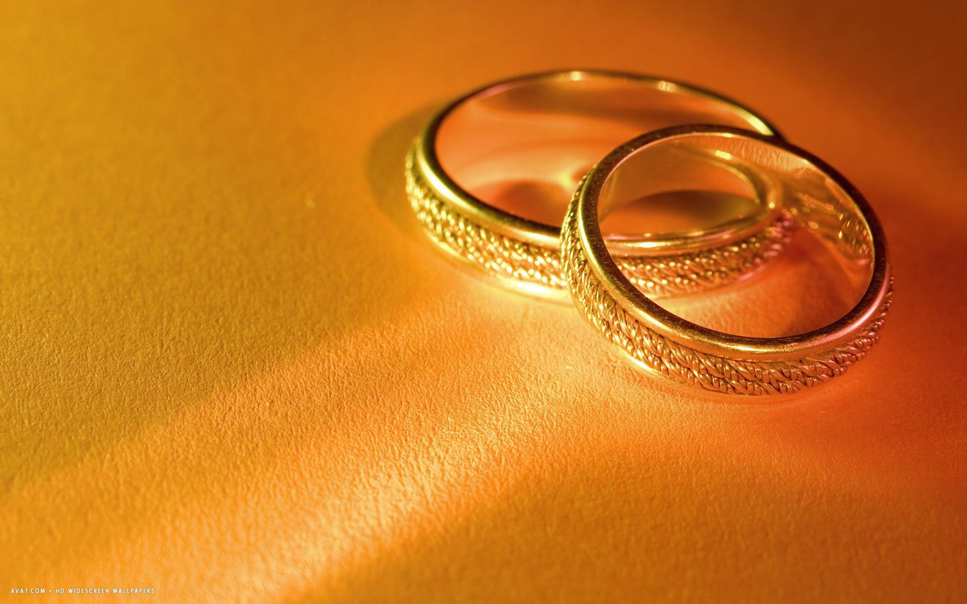 wedding ring hands marriage wife husband bride groom hd widescreen